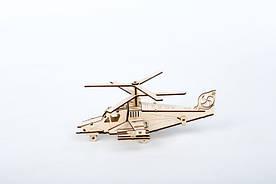 3D-пазл конструктор Розфарбування вертоліт ekoGOODS (19872004)