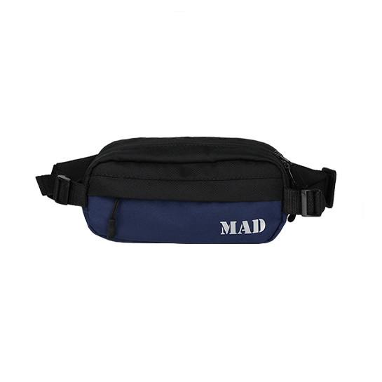 Поясна сумка OWN GO синя від MAD | born to win™