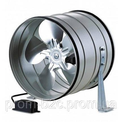 Осьовий вентилятор Домовент ВКОМ 250 Ц, фото 2