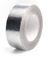 Фольга алюминиевая армированная 50х50х35мкм