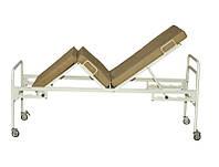 Медицинская кровать для лежачих больных функциональная КФ-3М трехсекционная Завет