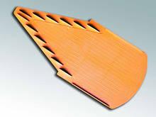 Вставка 7 мм оранжевая TREND Borner
