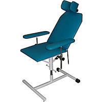 Крісло отоларингологічне, стілець лор лікаря, КО-1 крісло медичне Заповіт