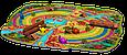Настольная игра Dino Sport веселые гонки Динозавров, фото 2