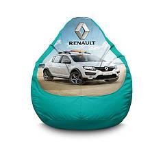 "Кресло мешок ""Renault. Sandero"" Оксфорд"