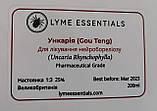 Настойка Gou Teng (Uncaria Rhyncophylla) 1:3 25% 200 мл, фото 2