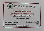 Настоянка Gou Teng (Uncaria Rhyncophylla) 1:3 25%, 200 мл, фото 2