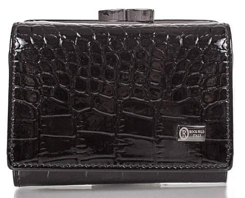 Элегантный женский кожаный кошелек ROCKFELD (РОКФЕЛД) DSRH-903-B