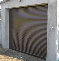 Ролеты защитные автоматические на окна и двери ширина 2500 высота 2300