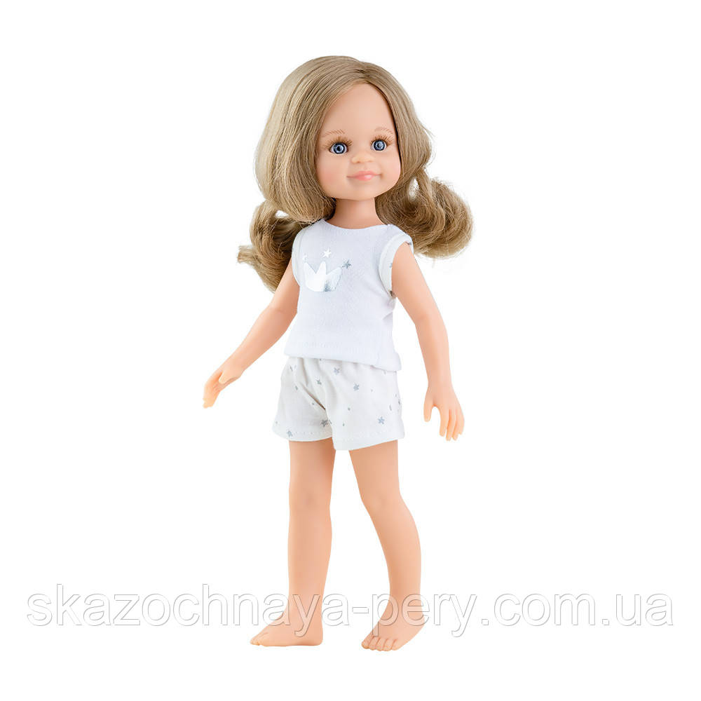 Детские игрушки Кукла Паола Рейна 13210 Клео Cleo без сережек, 32 см