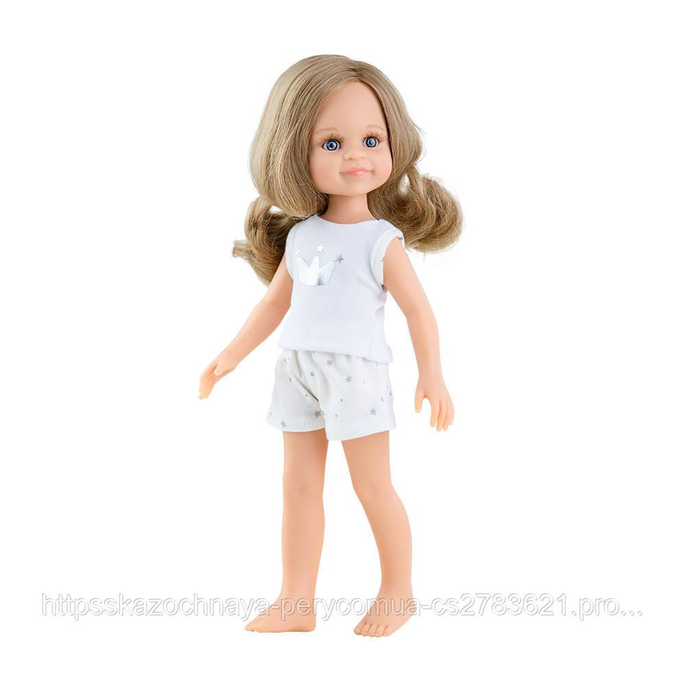 Дитячі іграшки Лялька Паола Рейну 13210 Клео Cleo без сережок, 32 см