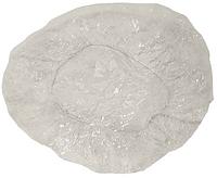 Шапочка полиэтиленовая, на резинке (50шт/уп)