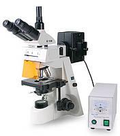 Микроскоп люминесцентный, флуоресцентный