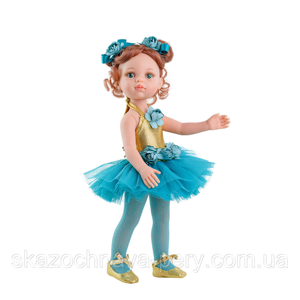 Кукла Paola Reina Кристи Балерина, 32 см