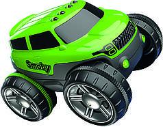 Машинка к треку Smoby Флекстрим со световыми эффектами и съемным корпусом