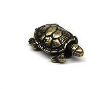 Бронзовая фигурка Черепаха миниатюра