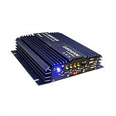 Автомобильный усилитель X-8000USB 4-х канальный с USB, BT