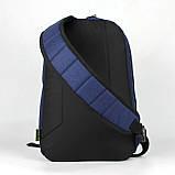 Слинг рюкзак WING синий от MAD | born to win™, фото 3