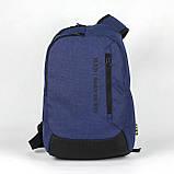 Слинг рюкзак WING синий от MAD | born to win™, фото 6