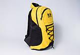 Рюкзак ACTIVE Kids жовтий від MAD | born to win™, фото 3