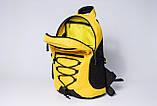 Рюкзак ACTIVE Kids жовтий від MAD | born to win™, фото 4