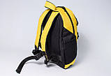 Рюкзак ACTIVE Kids жовтий від MAD | born to win™, фото 6
