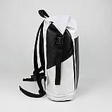 Рюкзак Piligrim білий від MAD | born to win™, фото 3