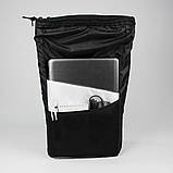 Рюкзак Piligrim білий від MAD | born to win™, фото 6