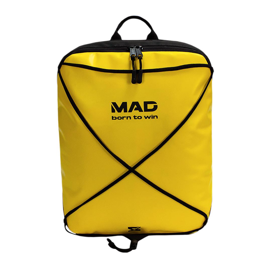 Спортивный рюкзак AMADEUS желтый от MAD™