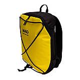 Спортивный рюкзак AMADEUS желтый от MAD™, фото 2