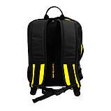 Спортивный рюкзак AMADEUS желтый от MAD™, фото 3