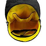 Спортивный рюкзак AMADEUS желтый от MAD™, фото 4
