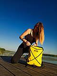 Спортивный рюкзак AMADEUS желтый от MAD™, фото 6