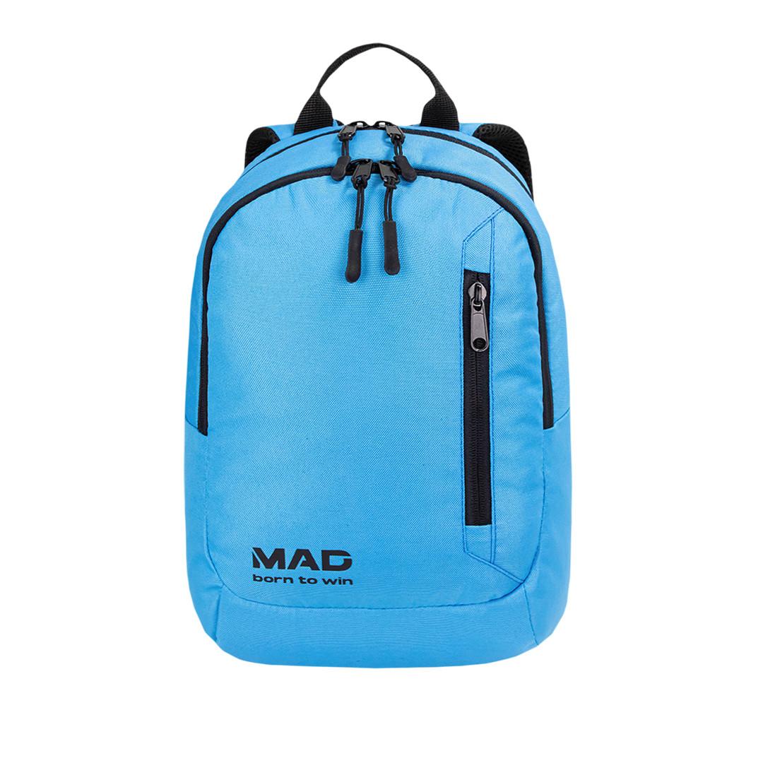 Рюкзак для дівчинки FLIP блакитний від MAD   born to win™