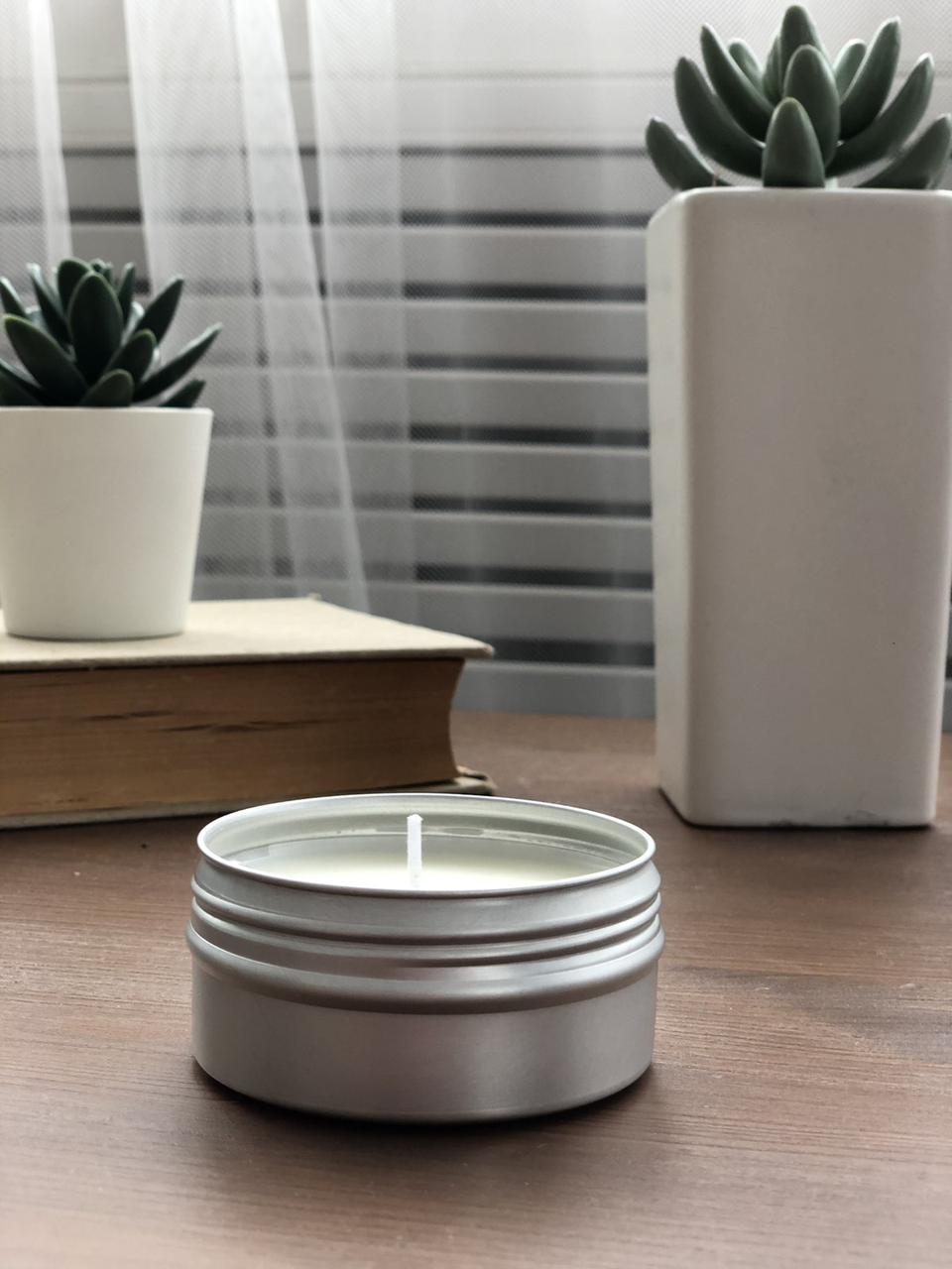 Масажна ароматична свічка 70 гр