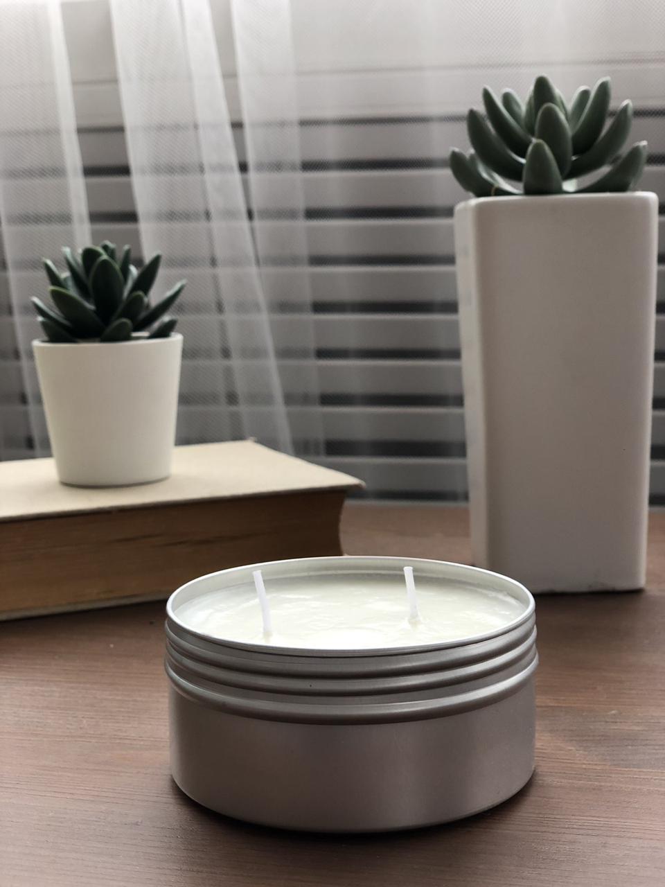 Массажная ароматическая свеча 200 гр