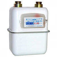 Газовый счетчик ВИЗАР G 4 бытовой мембранный