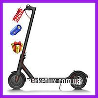 Электросамокат Двухколёсный для взрослых и детей городской XIAOMI MIJIA M365 PRO - чёрный