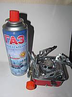 Газова пальник Kovar ZT-202, примус, портативна плита