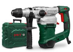 Перфоратор DWT BH15-36 VB BMC бочковой, 3 режима работы, регулятор оборотов, регулировка скорости, гарантия