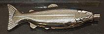 Фляга Рыба 0,250л