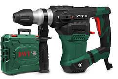 Перфоратор DWT BH10-28 VB BMC бочковой, 3 режима работы, режим поворота зубила, 3 сверла, регулировка скорости