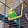 Клетка для птиц Ferplast PIANO 6, фото 8