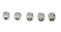Набір головок для де/монтажу амортизаторів 5 одиниць GEKO G02785, фото 1
