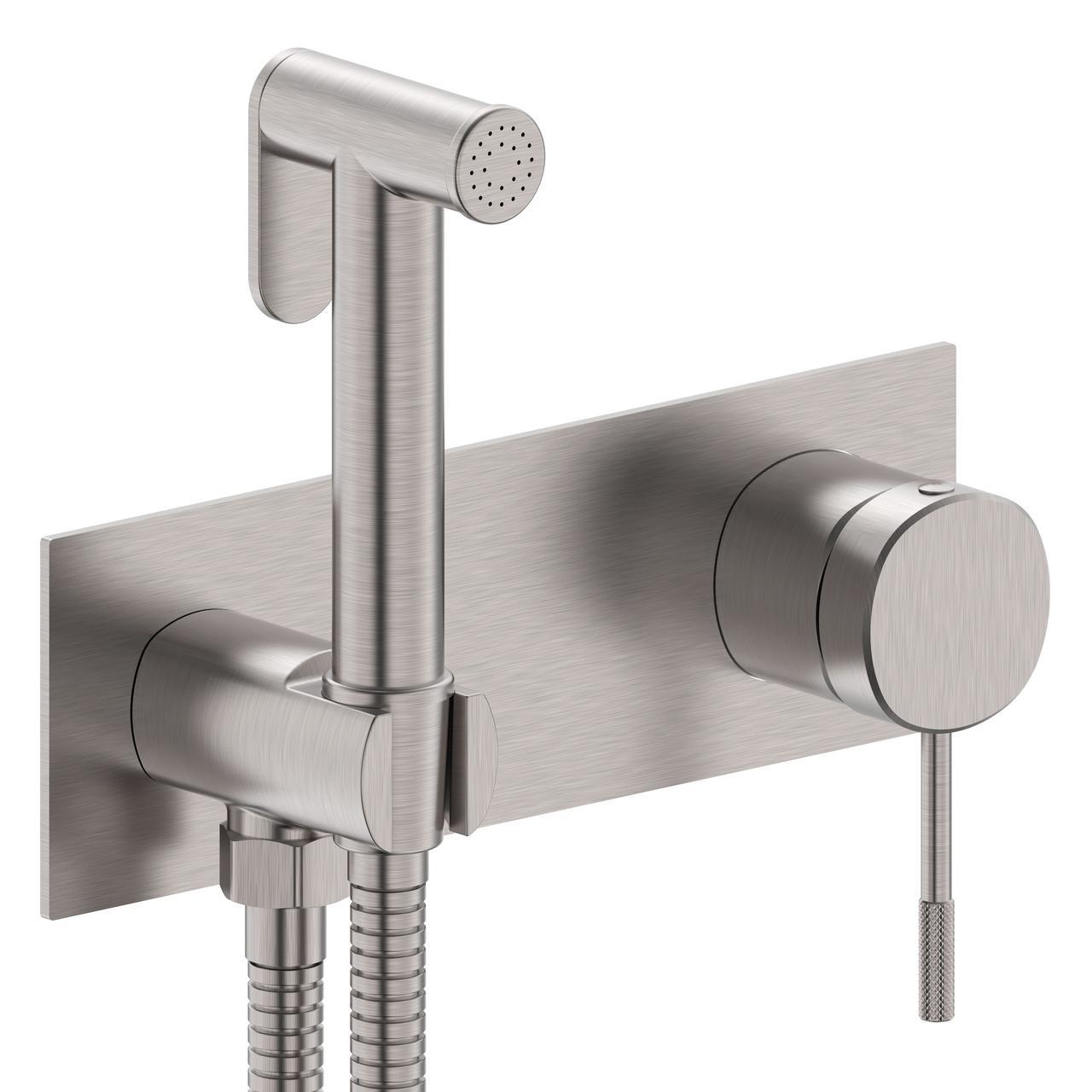 Смеситель с гигиеническим душем Imprese Brenta ZMK081906122