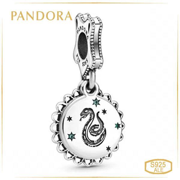 """Пандора Подвеска Факультет Слизерин """"Гарри Поттер"""" Pandora 798620C01"""