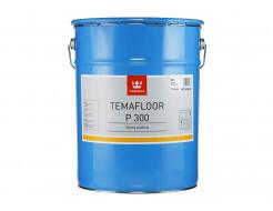 Покрытие эпоксидное 2К А Темафлор П 300 Tikkurila Temafloor P 300 TLH