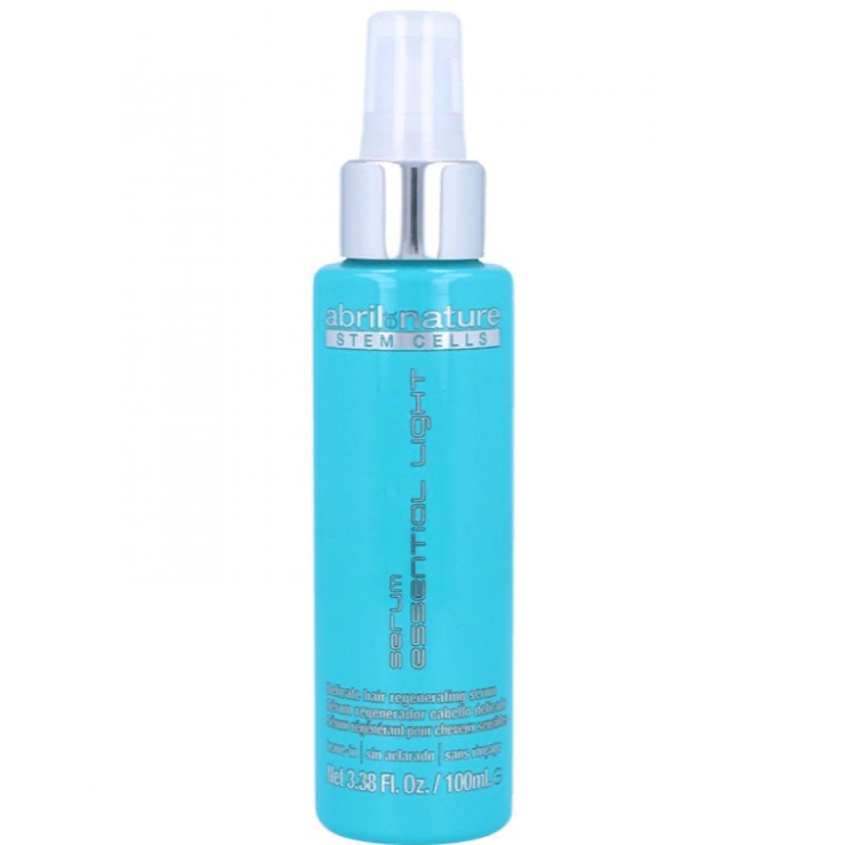Сироватка для тонкого і ламкого волосся Abril et Nature Stem Cells Bain Serum Essential Light 100 мл