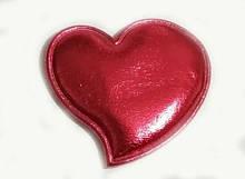 Аппликация для детей на одежду Сердце 10 шт