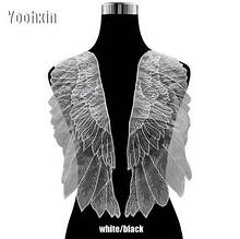 Аппликация на одежду Крылья Ангела